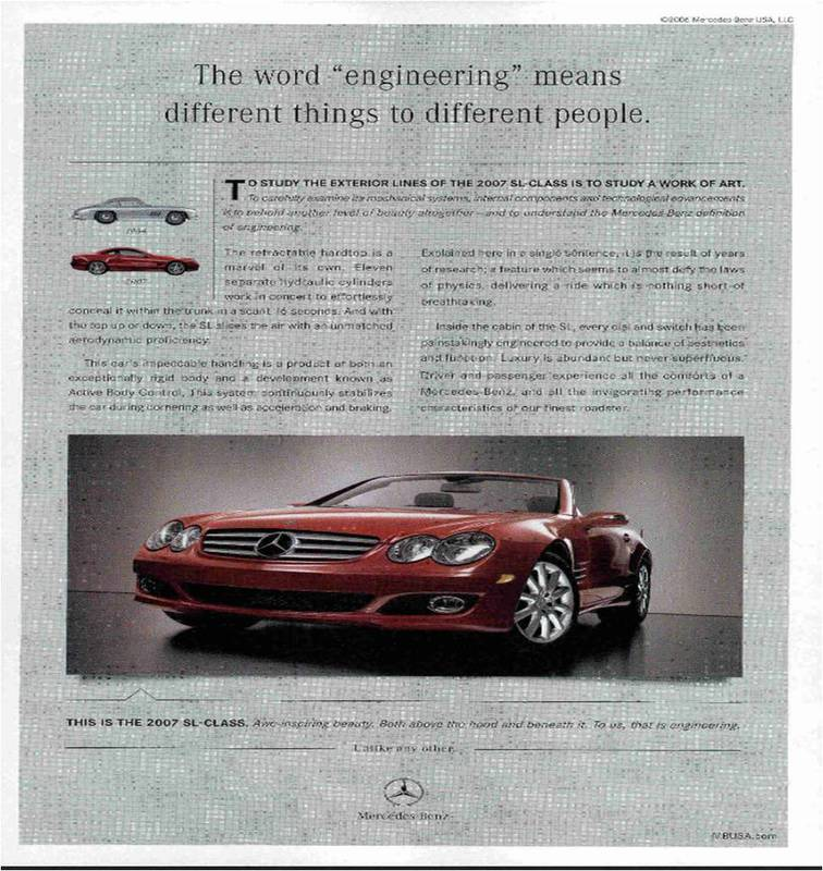 Car Ads Published in National Geographic Magazine (1946-2008) by S. Fraser