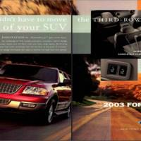 Ford-Expedition Advertisement in October 2002 National Geographic Magazine